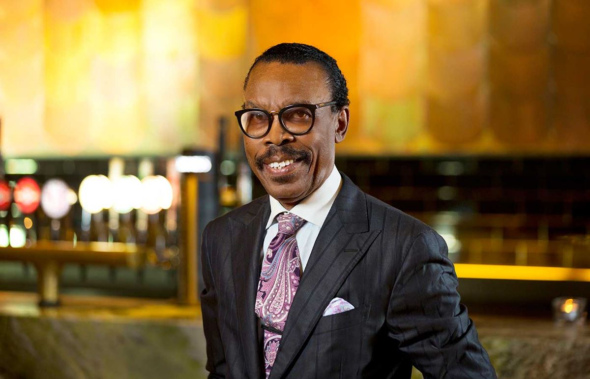 Picture of Bismarck Rewane