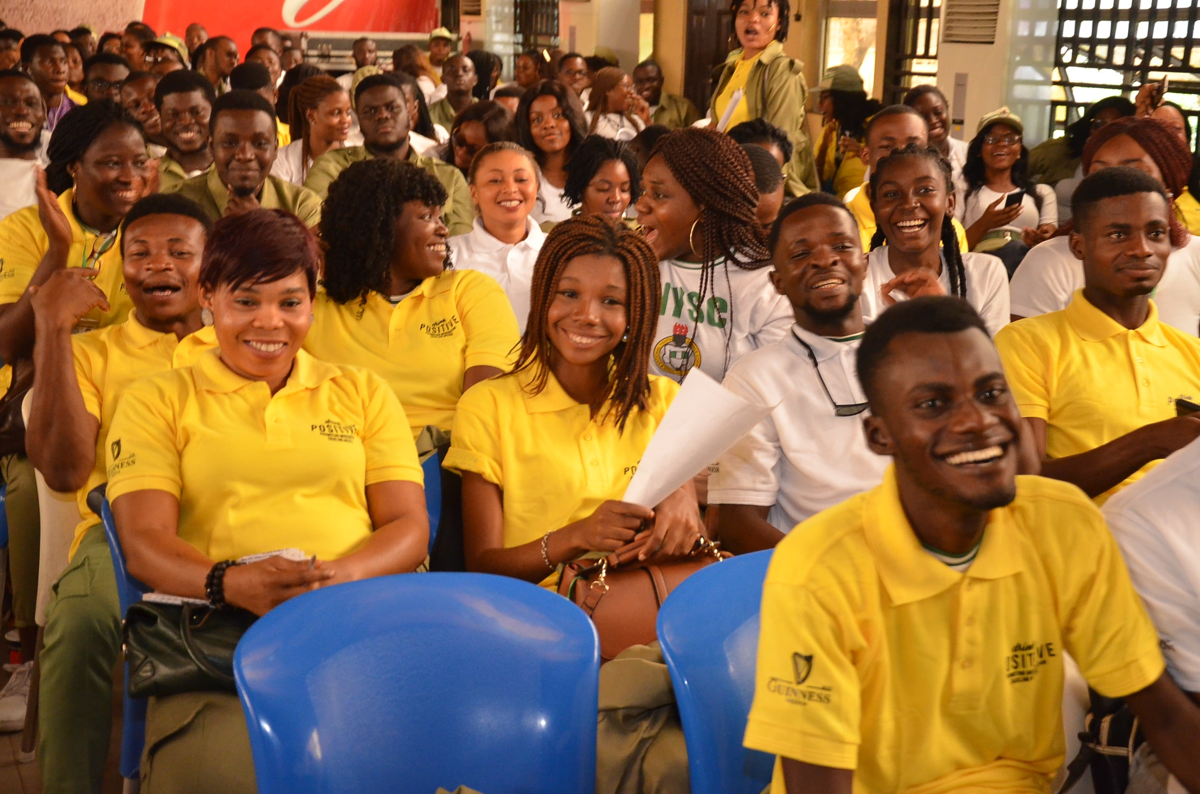 Promoting Responsible Consumption by Partnering the National Youth Service Corps (NYSC)